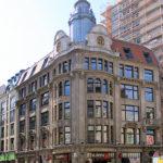 Zentrum, Glöcks Haus