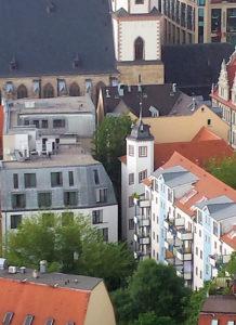 Goldene Fahne Leipzig