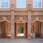Neues Grassimuseum Leipzig, Portal
