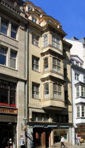 Wohnhaus Hainstraße 13 Leipzig