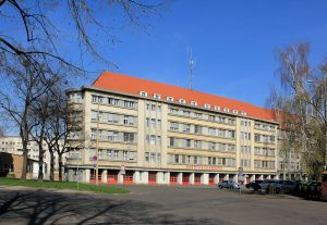 Hauptfeuerwache Leipzig