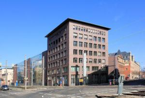 Haus des Buches Leipzig