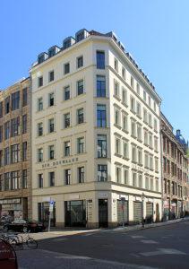 Haus Zur Heuwaage Leipzig