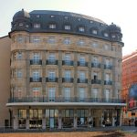 Zentrum-Ost, Hotel Victors Residenz