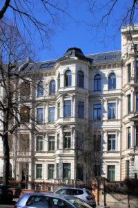 Wohnhaus Ferdinand-Lasalle-Straße 17 Leipzig