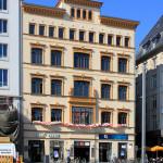 Kaufhalle Leipzig