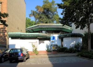 Leipzig, Zentrum-Süd, Kirche der Christengemeinschaft