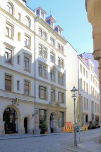 Geschäftshaus Klostergasse 16 Leipzig