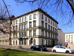 Leipzig, Königliches Palais