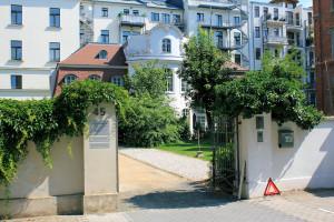 Linckes Gartenpavillon Leipzig