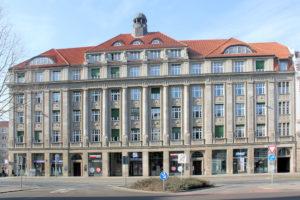Geschäftshaus Lipanum Leipzig