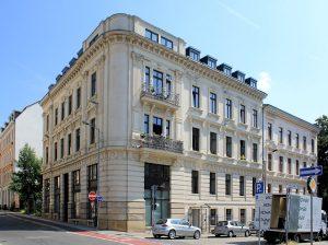 Wohn- und Geschäftshaus Nürnberger Straße 29 Leipzig