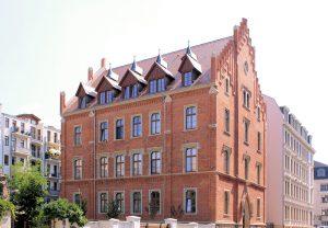 Wohnhaus Seeburgstraße 47 Leipzig