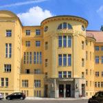 Zentrum-Südost, Sporthalle Leplaystraße