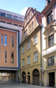 Wohnhaus Thomaskirchhof 10 Leipzig