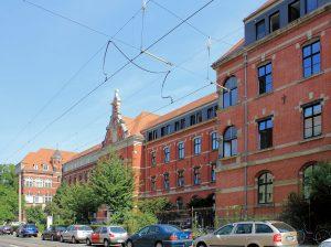 Rotes Haus Leipzig (Universitätsklinikum)