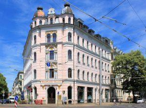 Waldplatzpalais Leipzig