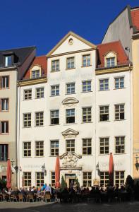 """Haus """"Zum Arabischen Coffebaum"""" Leipzig"""
