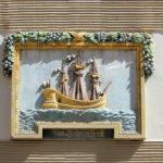 Zentrum, Zum Goldenen Schiff