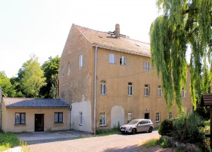 Leisenau, Rittergut