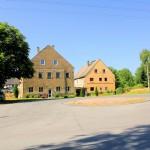 Rittergut Leisenau, Wirtschaftsgebäude