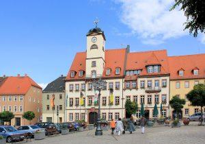 Rathaus Leisnig