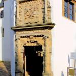 Leitzkau, Schloss Althaus, Portal