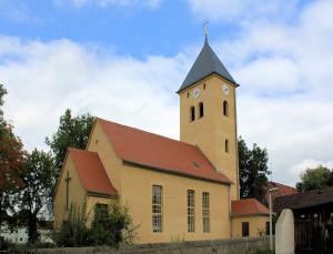 Leumnitz, Ev. Pfarrkirche St. Peter
