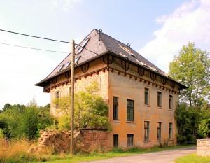 Liechtenau, Rittergut Niederlichtenau