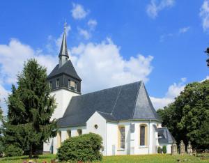 Lichtenberg, Ev. Pfarrkirche