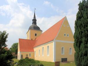 Liemehna, Ev. Pfarrkirche
