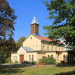 Lindenau, Friedhofskapelle
