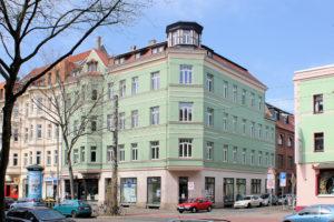 Wohnhaus Karl-Heine-Straße 54 Lindenau
