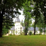 Rittergut Lippersdorf, Parkansicht