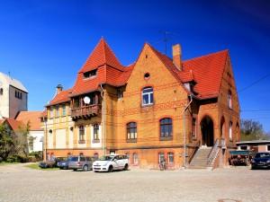 Rittergut Lissa, Herrenhaus