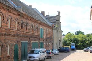 Rittergut Lochau, Herrenhaus