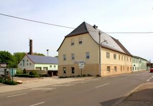 Löbnitz, Rittergut Hofteil