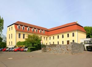 Rittergut Löbnitz, Schlossteil