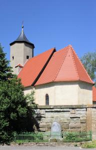 Lössen, Ev. Kirche