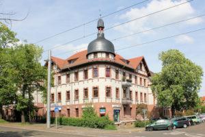 Wohn- und Geschäftshaus Ernst-Toller-Straße 7 Lößnig