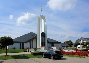Lößnitz, Kirche Jesu Christi der Heiligen der letzten Tage
