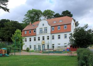 Rittergut Lüttewitz, Herrenhaus
