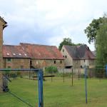 Rittergut Lüttewitz, Wirtschaftsgebäude