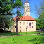 Lützen, Schloss