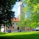 Schloss Lützen, Schlosspark