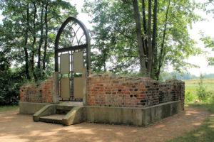 Grabkapelle der Familie Speck von Sternburg Lützschena