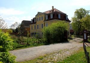 Lützschena, Mühlengut