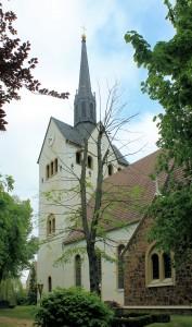 Luppa, Ev. Pfarrkirche