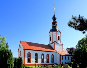 Machern. Ev. St. Nikolaikirche