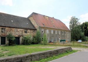 Rittergut Mahitzschen, Herrenhaus